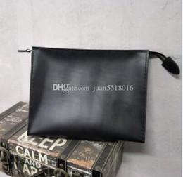 Flower Cosmetics Australia - Hag   old flower   rectangular handbag women travel makeup bag new designer high quality men wash bag cosmetic bags with dust bag