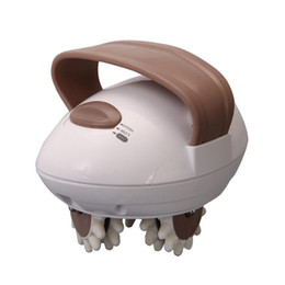 $enCountryForm.capitalKeyWord Australia - 3d Electric Full Body Slimming Massager Roller Cellulite Massaging Smarter Device Weight Loss Fat Burning Relieve Tension 40 SH190727