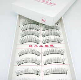 $enCountryForm.capitalKeyWord UK - Wholesale- kai yunly 10 Pairs Cheap Handmade Natural False Eyelashes Fake Lashes Extensions Lashes for Eyelashes Make Up Makeup Tool Sep 19