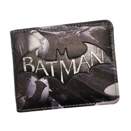 $enCountryForm.capitalKeyWord Australia - Hot Comics The Batman Wallet Animated Cartoon Purse For Young People Students Gift Card Holder Wallets With Tag Dollar Price