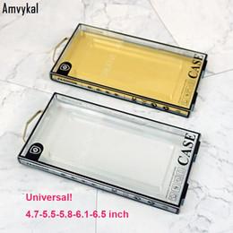 $enCountryForm.capitalKeyWord Australia - Amvykal Fashion PVC Package Plastic Retail Packaging Box For iPhone XR XS Max 6s 7 8 Samusng S10e S10 S9 S8 Plus Case