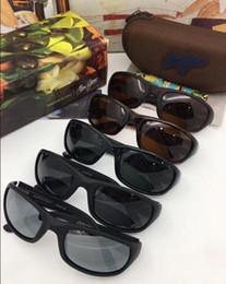 78d80fce72c Brand designer- maui jim sunglasses mj103 rimless 103 Uv protection luxury  men women driving outdoor polarized sunglasses with mj case