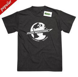 $enCountryForm.capitalKeyWord Australia - Quality Shirts New Style STARK INDUSTRIES GLOBE TONY STARK IRONMAN INSPIRED PRINTED T-SHIRT Plus Size Casual Clothing