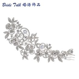 Popular Brand Exknl Bridal Wedding Hair Accessories Pearl Metal Hair Clips For Women Girls Bobby Pin Hairgrip Barrette Hairpins Jewelry 2019 A Great Variety Of Goods Jewelry & Accessories