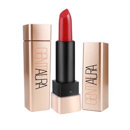 Orange Lipstick Matte Australia - YANQINA matte lipstick matte lipstick does not fade non-stick cup Lasting moisturizing 131-0415