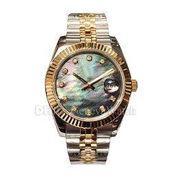 $enCountryForm.capitalKeyWord Australia - Luxury Mens Watches 116231 Datejust Automatic Watch 316L Stainless Steel Case Wristwatches Sapphire 41mm montre de luxe reloj de lujo