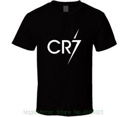 e7d2381575f9 Cr7 Cristiano Ronaldo Footballer Soccerite Men Black T-shirt Size S - 3xl  New From Us T-shirt Summer Style Men T Shirt