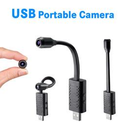 Mini ip security caMeras online shopping - New Arrival U11 HD P Mini USB Camera Motion Detection IP Camera USB Camera Home Security Video Recorder