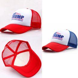 0d652033f79a1 OutdOOr sun caps online shopping - Donald Trump mesh Baseball Cap outdoor  summer Make America Great