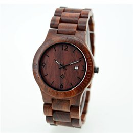 Wrist Watches Logos Australia - hot sale bamboo couple watch, custom logo on wooden wrist watch men with japan movt quartz watch stainless steel back