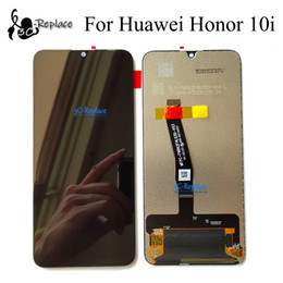 Honor screen replacement online shopping - Original Black inch For huawei Honor i HRY LX1T LCD Display Touch Screen Digitizer Assembly Replacement
