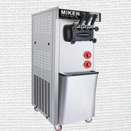 Wholesale Fully automatic new products commercial ice cream machine stainless steel soft ice cream machine for sale at low prices