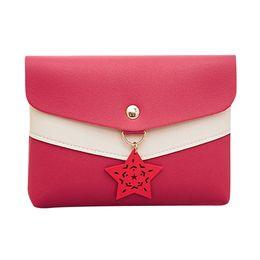 Candy Hit NZ - Cheap Women hot sale bag Hit Color Shoulder Bag Messenger Satchel Tote Cross body Bag Shopping Phone pack