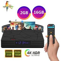 Google Hd Media Player Australia - New Arrival M9S W5 Android 7.1 TV BOX 2GB 16GB Amlogic S905W Quad Core Ultra HD H.265 4K Stream Media Player Better S905X2 H96 MAX X96 MAX