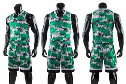 design camisa on-line venda por atacado-2019 Custom Design Basquete Jerseys online Define Com Shorts Projete seus próprios basketballapparel costume camisas uniformes rock bottom line