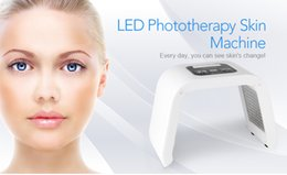 $enCountryForm.capitalKeyWord Australia - Hot Sale Korea Portable OMEGA Light PDT LED Therapy 4 Color Led Face Mask Light Phototherapy Lamp Machine For Skin
