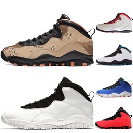 133d6f0f0d1db9 10 Desert Camo Men Basketball Shoes 10s Designer Tinker Steel Grey Cool  Grey Westbrook I m Back GS Fusion Red Cement Sports Sneakers 40-47