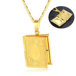 $enCountryForm.capitalKeyWord Australia - Muslim Necklace Islamic Totem Album Pendant Necklace Silver Gold Plated Religion Necklace Fashion Jewelry Gifts