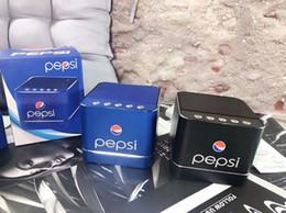 $enCountryForm.capitalKeyWord Australia - Pepsi mini bluetooth speaker receiver USB portable speaker TF card speaker supports FM radio USB flash drive freigh retail box, free shippin