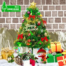 $enCountryForm.capitalKeyWord Australia - Christmas tree 60 cm with lamp suit Christmas decoration supplies manufacturer dress up desktop packages site hot style
