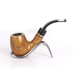 $enCountryForm.capitalKeyWord Australia - 9mm filter core acrylic bend for sandalwood carved pipe