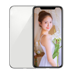Wireless micro camera bluetooth online shopping - Goophone XS MAX inch full screen ram G rom G real face ID Wireless Charging quad core android unlocked phone sealed box