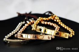 $enCountryForm.capitalKeyWord Australia - Women's Luxury Bracelets 925 Sterling Silver Gold Plated Pendants Charm Bracelets Bangle Jewelry For Men Women