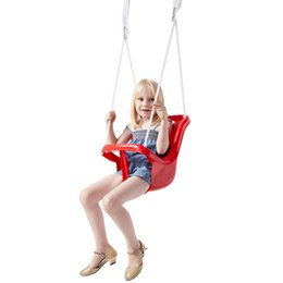 old style chairs Australia - Indoor Baby Chairs Kids Outdoor Swing Chair New Style Play Equipment Swings