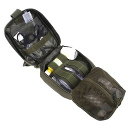 molle utility pouch bag 2019 - Travel hunting hiking Tactical IFAK Bag MOLLE Emt Medical Utility Pouch Rescue Packag cheap molle utility pouch bag