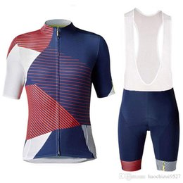 Cycle Suits Australia - UCI Tour de France Mavic Cycling Jersey Summer Team Short Sleeves Quick Dry Cycling Set Bike Clothing Ropa Ciclismo Biclcle Clothing Suit