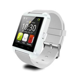 $enCountryForm.capitalKeyWord Australia - Wireless Bluetooth Smart U8 Watch for iPhone 7 7plus 8 x xs Samsung S4 S5 s6 note6 note8 HTC Android Phone Smartphone