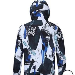 $enCountryForm.capitalKeyWord Australia - 19ss Spring New Windbreaker Jackets Men 3D Printed Ultra Weight Thin Waterproof Hooded Jacket