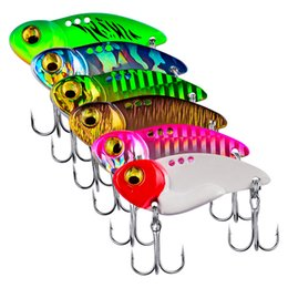 $enCountryForm.capitalKeyWord NZ - New Arrival 5g 8g 14g 20g Metal VIB Fishing Lure Bait Vibration Ice Sea Raft Fly Tackle