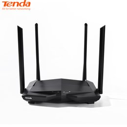 $enCountryForm.capitalKeyWord Australia - Tenda AC10 AC1200M Wireless WiFi Router with 2.4Ghz 5.0Ghz High Gain Antenna Home Coverage Dual Band Wifi ,Easy Setup