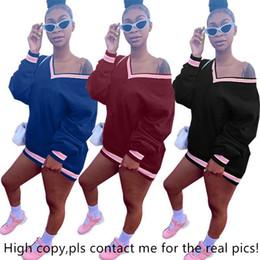 $enCountryForm.capitalKeyWord NZ - Champions women designer mini dresses brand sexy club sports dress hoodies sportswear long t-shrit outwear fall winter clothes hot sell 985