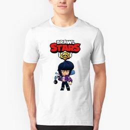Top carToon games online shopping - Kids shooting game T shirt Men Women Cotton Printed T shirt Cartoon Fashion Short sleeve Boys girl Tops Tees