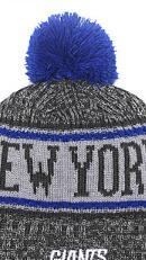 Custom Fashion Beanies Australia - 2019 Unisex Autumn Winter hat Sport Knit Hat Custom Knitted Cap Sideline Cold Weather Knit hat Warm Giants Beanie NYG Skull Cap 02