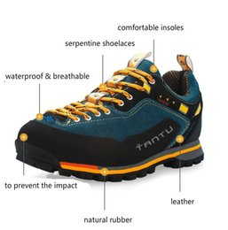 $enCountryForm.capitalKeyWord Canada - Sycatree Male Hiking Shoes for Men Non Slip Outdoor Trekking Camping Shoes Climbing Breathable Sport Sneakers Walking