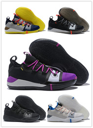 buy popular 3f818 df2fe 2019 Hot Sale Kobe AD EP iD By Kuzma Oreo Basketball Shoes Good Quality  Mens Trainers 12s De'Aaron Fox Purple Sports Sneakers Size 40-46