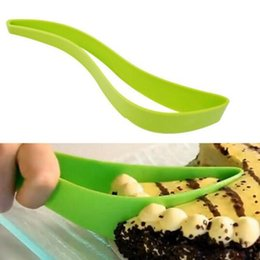 $enCountryForm.capitalKeyWord NZ - DHL Cake Server Cake Knife Pie Slicer Sheet Guide Cutter Server for Wedding Party Bread Slice Knife Kitchen Gadget OPP BAG