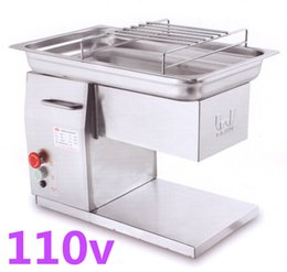 Máquina cortadora de carne de tamaño mediano de 110 voltios Máquina cortadora de carne cortadora de carne QH en venta