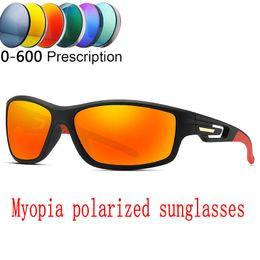 6d0aa6ec59 Discount polarized prescription sunglasses - 2019 NEW men women polarized  sunglasses Custom Made Myopia Minus Prescription