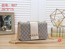 $enCountryForm.capitalKeyWord Canada - 2019 Luxury Quality Brand Design Lady Plaid Messenger Bag Genuine Patent Leather 5 Plaid Handbag Lambskin With Charms Miss Chain Bag23
