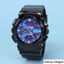 $enCountryForm.capitalKeyWord Australia - Luxury Mens Watches Ga110 Sports Led Waterproof Multi-function Wristwatch All Pointer Work Digital Watch For Man Male Students Clock