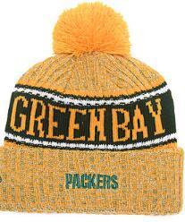 $enCountryForm.capitalKeyWord Australia - Discount Price Fashion Beanie Sideline Cold Weather Graphite Sport Knit Hat All Teams winter GREEN BAY Knitted Wool Cap 10