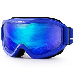$enCountryForm.capitalKeyWord Australia - Wholesale-JULI Ski Goggles,Winter Snow Sports Snowboard Ski Mask with Anti-fog UV Protection Double Lens for Men Women Snowmobile Skating