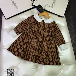 $enCountryForm.capitalKeyWord Australia - Girl dress casual cute dress for girl with anti-linen material, comfortable and smooth, upper body soft and not skin