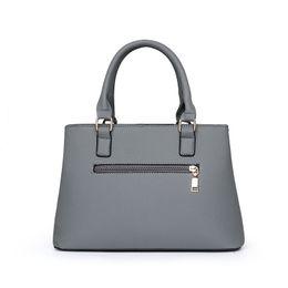 619c3569858292 M K Bags NZ - Women's Top-handle Cross Body Handbag Middle Size Purse  Durable Leather