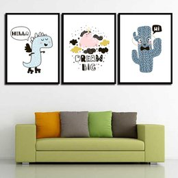 $enCountryForm.capitalKeyWord Australia - Canvas Art Print HD Poster Home Decor Wall Picture Cartoon Animal Planet Cute Nordic Abstract Paintings Vintage Living Room