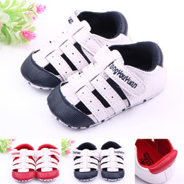 First Strap NZ - Baby Shoes Fashion Toddler Infant Baby Boys Girls Mixed Colors Soft Sole Anti-slip Shoes Baby First Walker Shoes M8Y17
